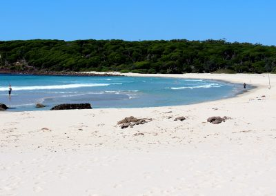 Saltwater Creek beach