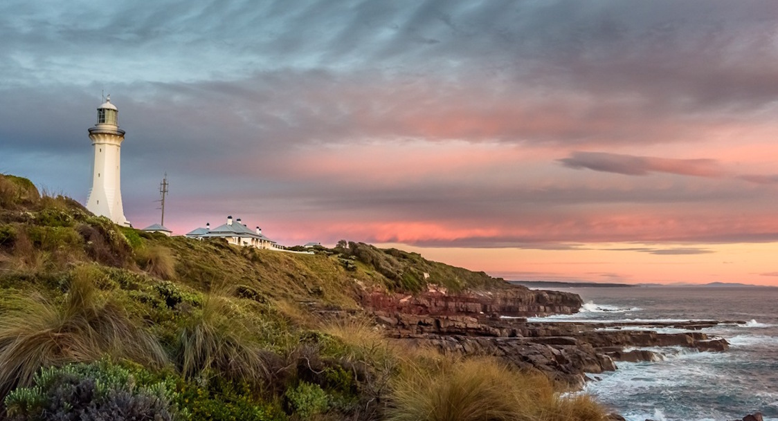 Light to Light Walk Green Cape Lighthouse