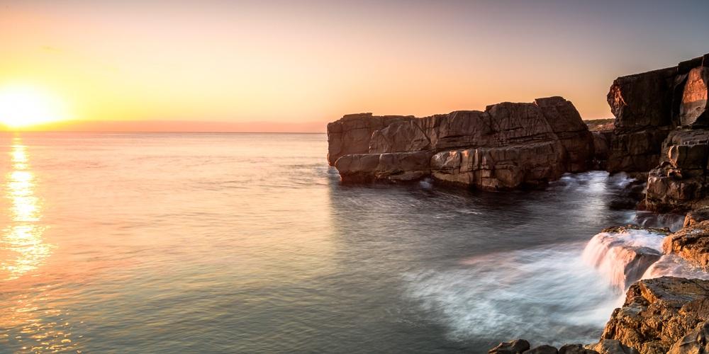 Light to Light Walk coastline