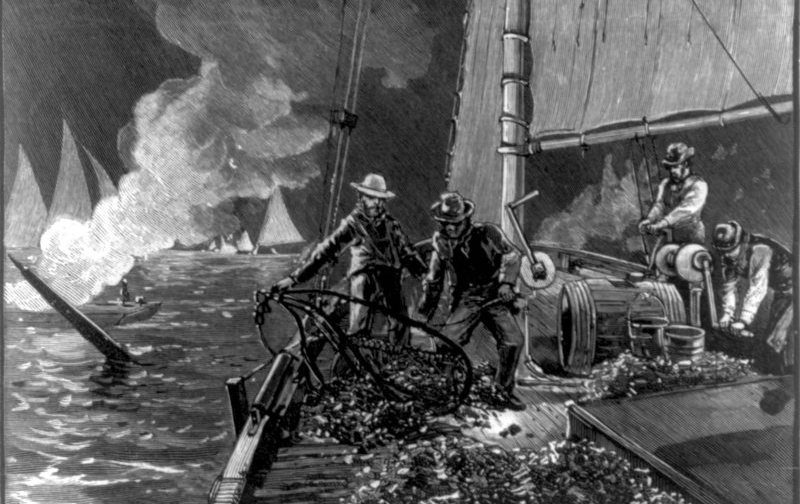 Atlas Obscura: The Notorious Oyster Pirates of Chesapeake Bay
