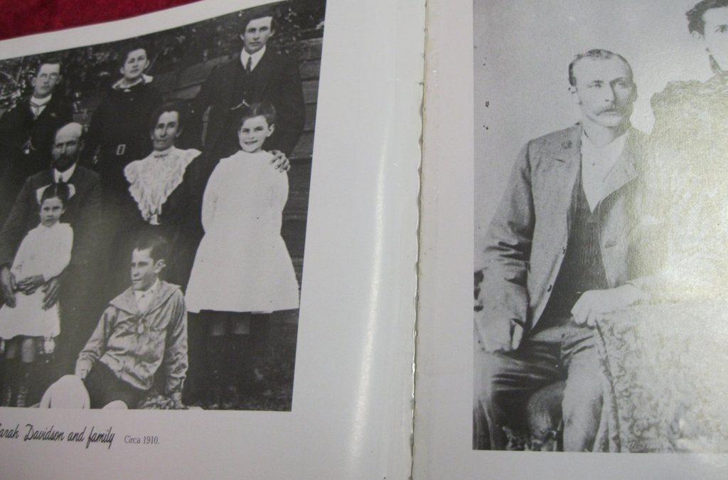 Elsie Davidson, legendary daughter of Master Whaler George Davidson of Kiah