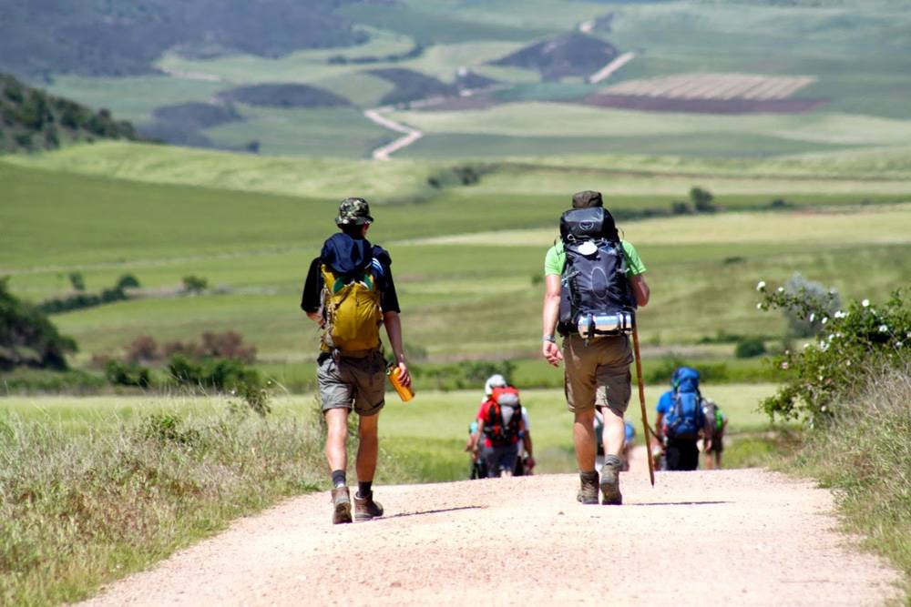 Walking the camino? The Light to Light Walk is a great training run!